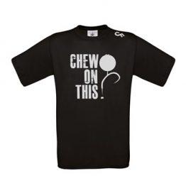 Chew on This Zwart