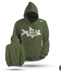 Hoodie Karpervissen Breamking